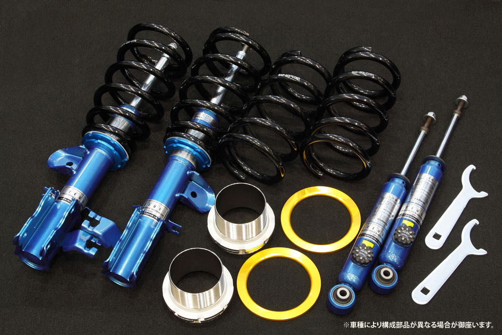 ADJUSTABLE SUSPENSION V-spec.リア14段調整