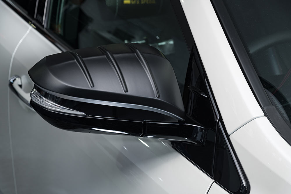 Door Mirror Cover (ABS製) 60HARRIER MC前/後専用